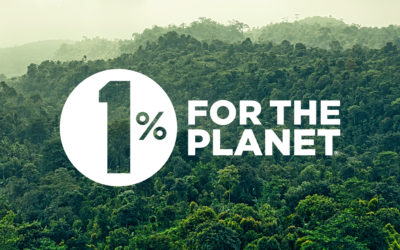 AREMACS REJOINT 1% for the Planet !